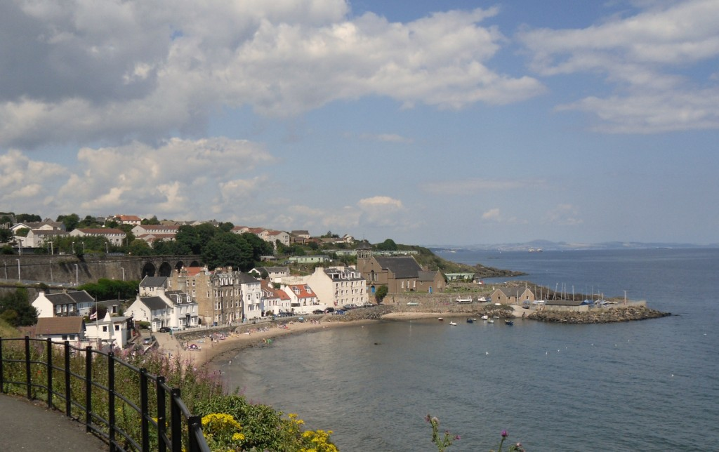 Kinghorn harbour