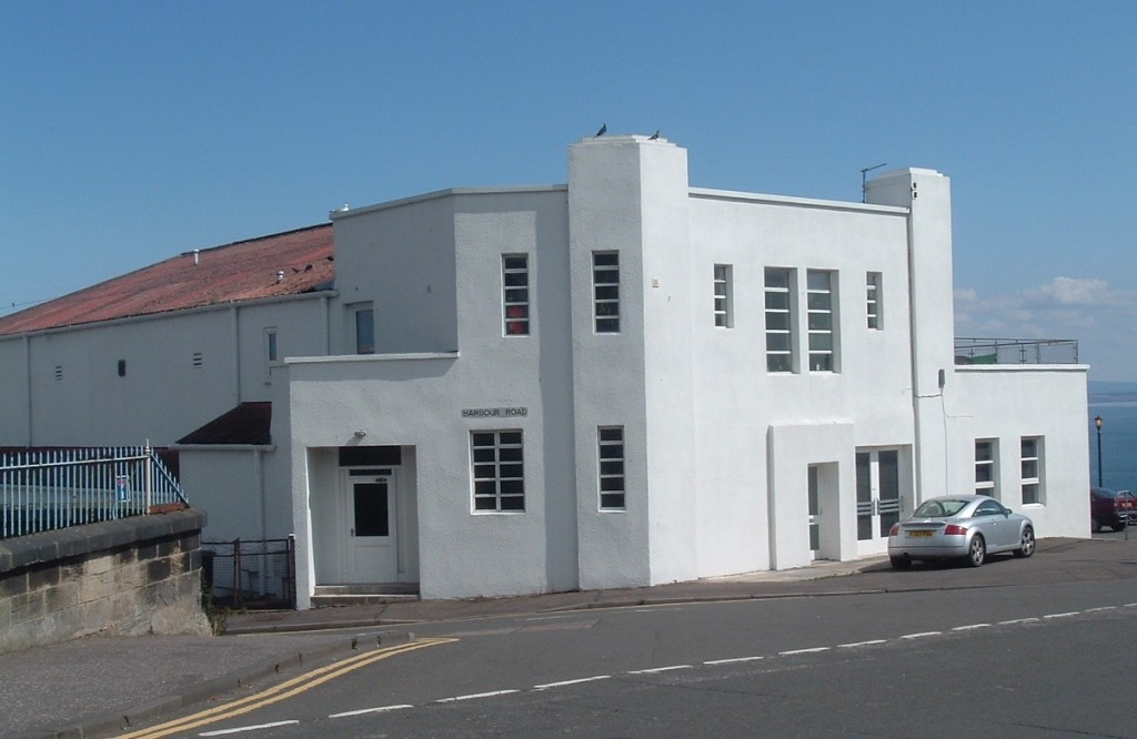 Former Kinghorn cinema