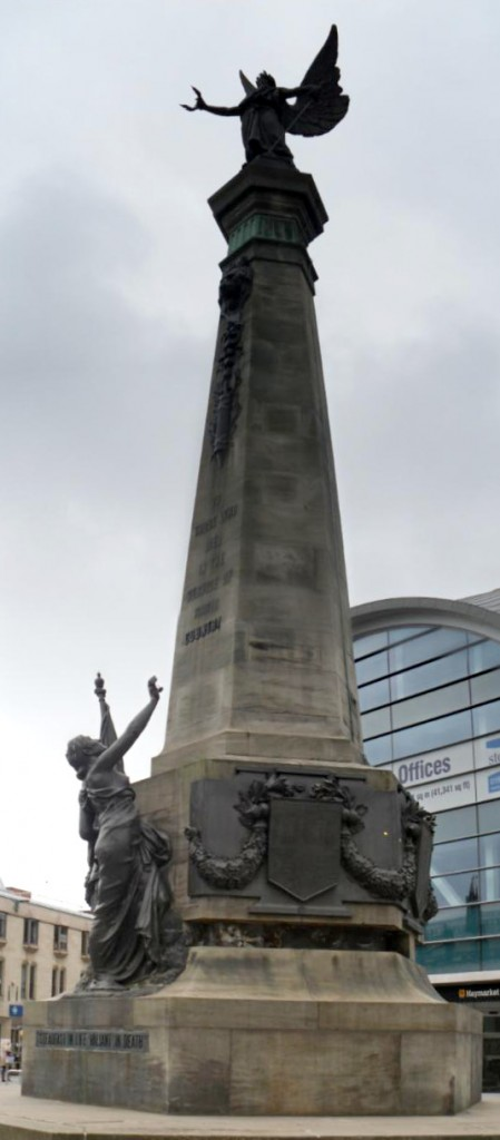 Newcastle Boer War Memorial